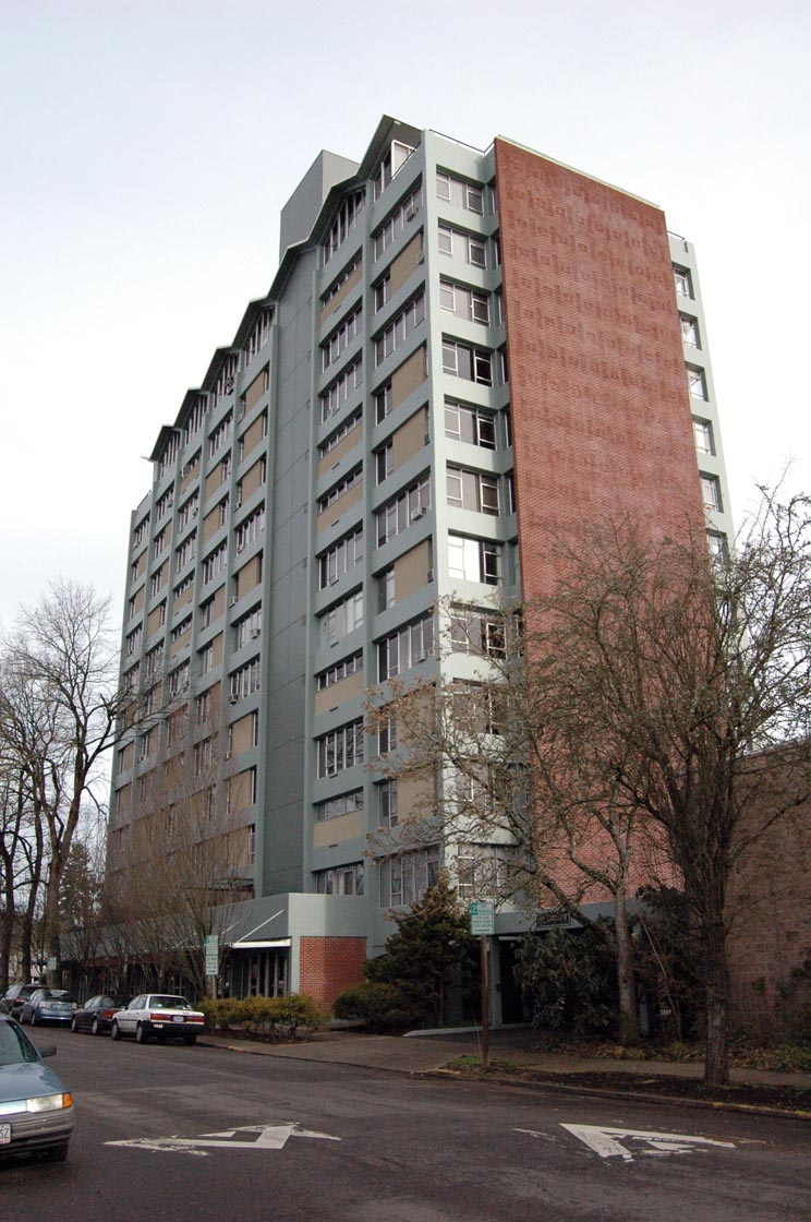 Willamette Towers